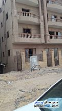Ad Photo: Apartment 3 bedrooms 3 baths 210 sqm semi finished in Shorouk City  Cairo