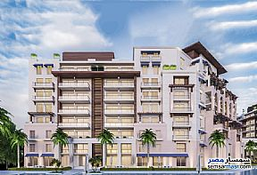 Ad Photo: Apartment 3 bedrooms 4 baths 260 sqm extra super lux in New Capital  Cairo