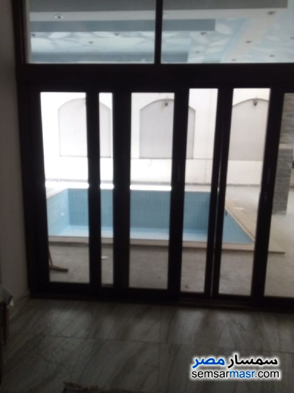 Photo 23 - Apartment 3 bedrooms 4 baths 360 sqm extra super lux For Sale Fifth Settlement Cairo