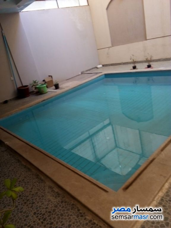 Photo 3 - Apartment 3 bedrooms 4 baths 360 sqm extra super lux For Sale Fifth Settlement Cairo