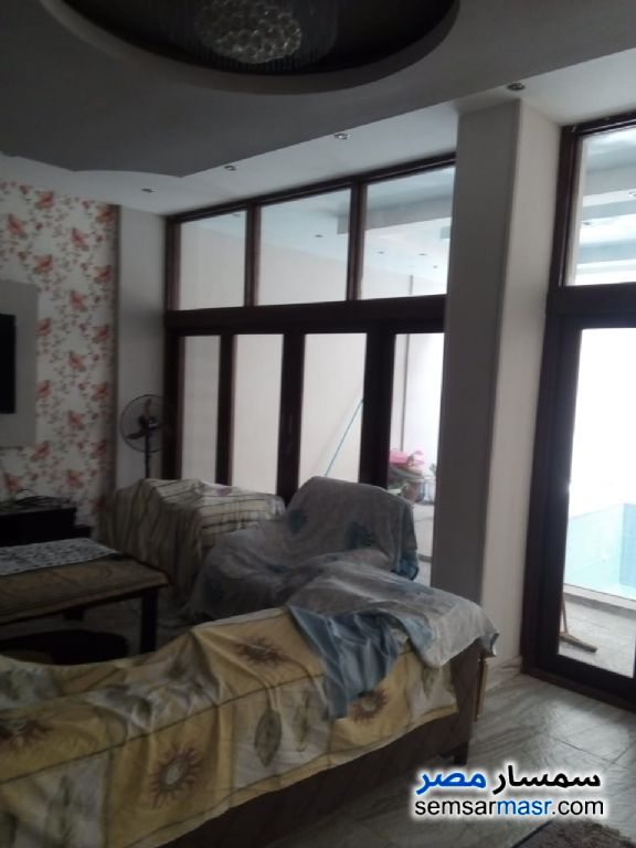 Photo 25 - Apartment 3 bedrooms 4 baths 360 sqm extra super lux For Sale Fifth Settlement Cairo