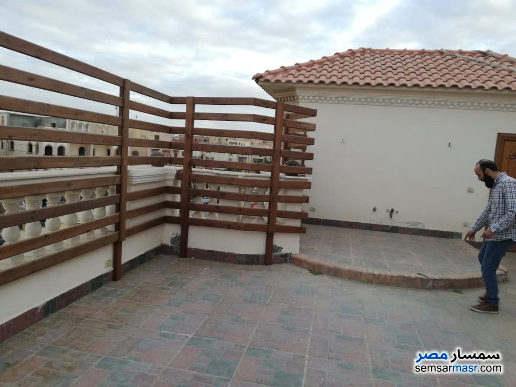 Photo 9 - Apartment 4 bedrooms 4 baths 360 sqm extra super lux For Sale Fifth Settlement Cairo