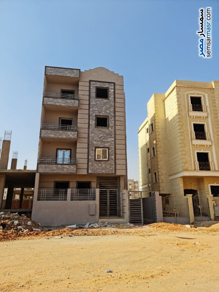 Ad Photo: Apartment 3 bedrooms 3 baths 330 sqm semi finished in North Extensions  6th of October