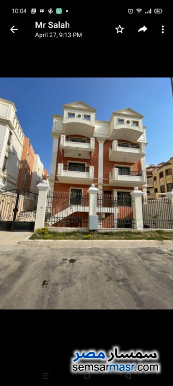 Ad Photo: Apartment 4 bedrooms 3 baths 300 sqm super lux in Districts  6th of October
