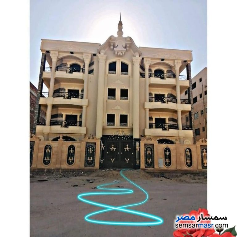 Ad Photo: Apartment 4 bedrooms 3 baths 500 sqm lux in El Ubour City  Qalyubiyah