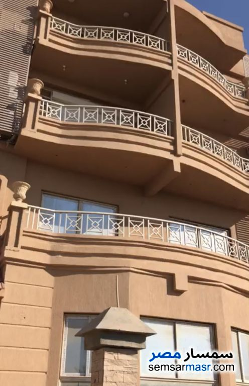 Ad Photo: Apartment 3 bedrooms 3 baths 317 sqm without finish in West Somid  6th of October