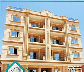 Ad Photo: Apartment 4 bedrooms 3 baths 300 sqm semi finished in Shorouk City  Cairo