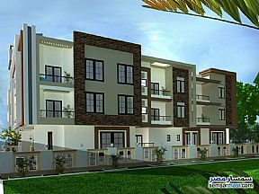 Ad Photo: Apartment 3 bedrooms 2 baths 240 sqm semi finished in New Heliopolis  Cairo