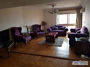 Ad Photo: Apartment 4 bedrooms 3 baths 390 sqm extra super lux in Maadi  Cairo