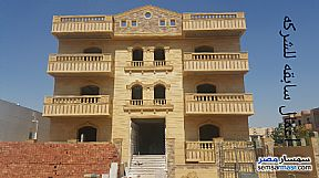 Ad Photo: Apartment 4 bedrooms 2 baths 400 sqm semi finished in El Ubour City  Qalyubiyah