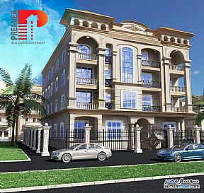 Ad Photo: Apartment 3 bedrooms 3 baths 275 sqm semi finished in Fifth Settlement  Cairo