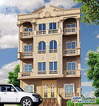 Ad Photo: Apartment 3 bedrooms 3 baths 270 sqm semi finished in North Extensions  6th of October