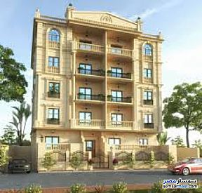 Ad Photo: Apartment 4 bedrooms 3 baths 360 sqm semi finished in Fifth Settlement  Cairo