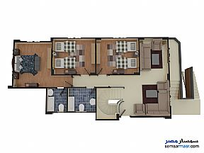 Villa 4 bedrooms 3 baths 299 sqm semi finished For Sale Mukhabarat Land 6th of October - 4