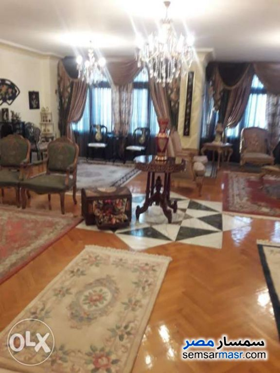 Photo 3 - Apartment 5 bedrooms 4 baths 400 sqm extra super lux For Sale Heliopolis Cairo