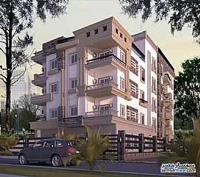 Ad Photo: Apartment 4 bedrooms 3 baths 320 sqm semi finished in Shorouk City  Cairo