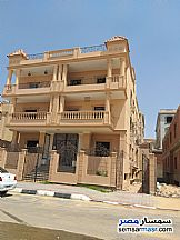 Ad Photo: Apartment 3 bedrooms 3 baths 313 sqm semi finished in Shorouk City  Cairo