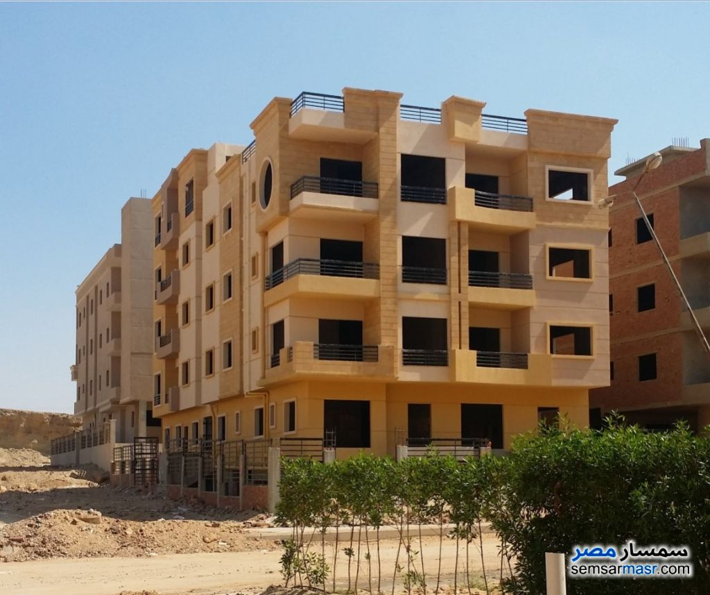 Photo 1 - Apartment 3 bedrooms 3 baths 320 sqm semi finished For Sale Shorouk City Cairo