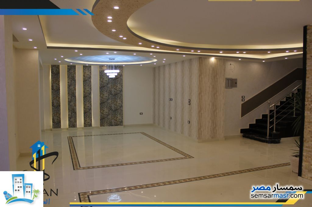 Ad Photo: Apartment 5 bedrooms 3 baths 347 sqm extra super lux in Hadayek Al Ahram  Giza