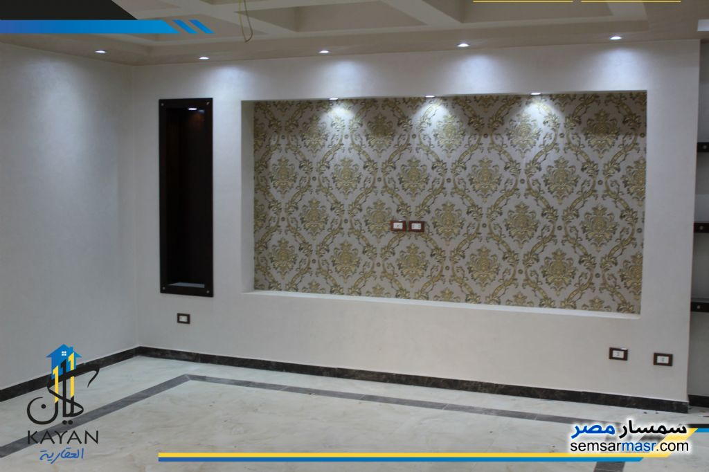 Photo 3 - Apartment 4 bedrooms 3 baths 350 sqm extra super lux For Sale Hadayek Al Ahram Giza