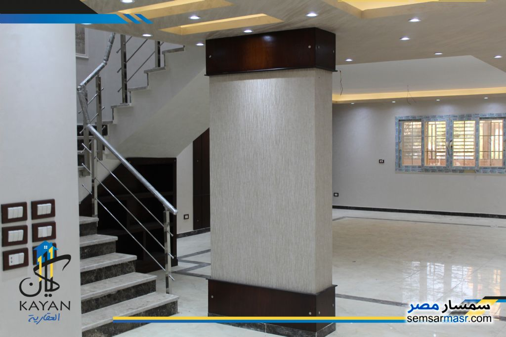 Photo 5 - Apartment 4 bedrooms 3 baths 350 sqm extra super lux For Sale Hadayek Al Ahram Giza