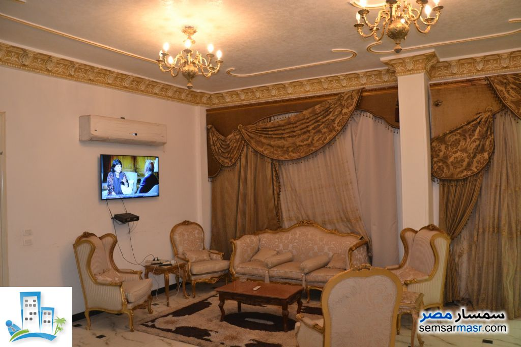 Photo 1 - Apartment 4 bedrooms 5 baths 500 sqm extra super lux For Sale Sheikh Zayed 6th of October