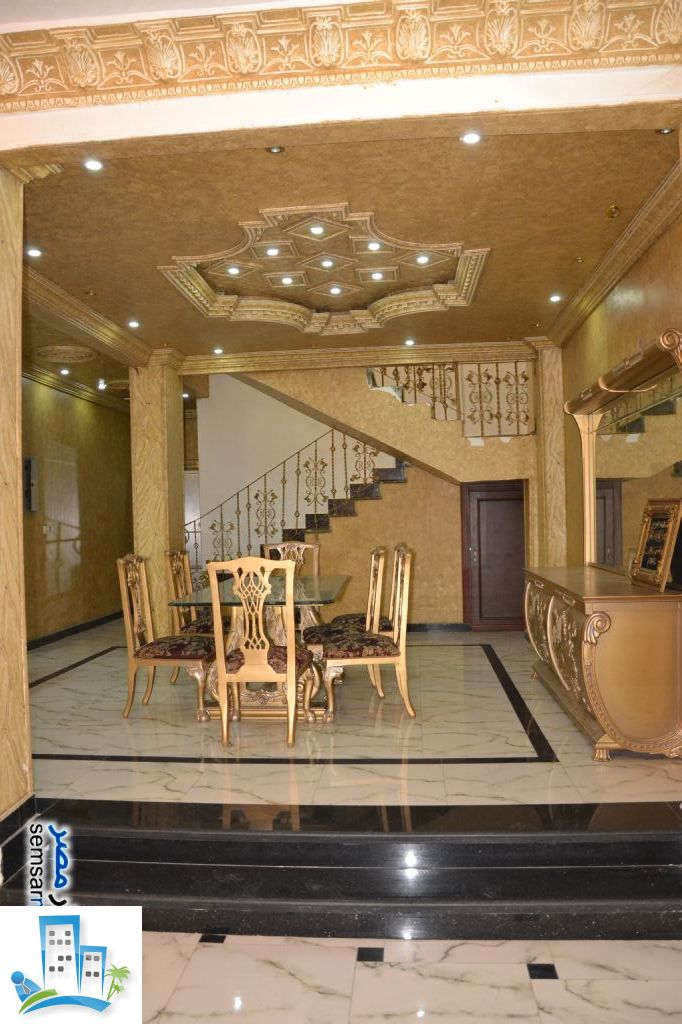 Apartment 4 bedrooms 5 baths 500 sqm extra super lux For Sale Sheikh Zayed 6th of October - 2