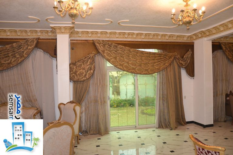 Apartment 4 bedrooms 5 baths 500 sqm extra super lux For Sale Sheikh Zayed 6th of October - 7