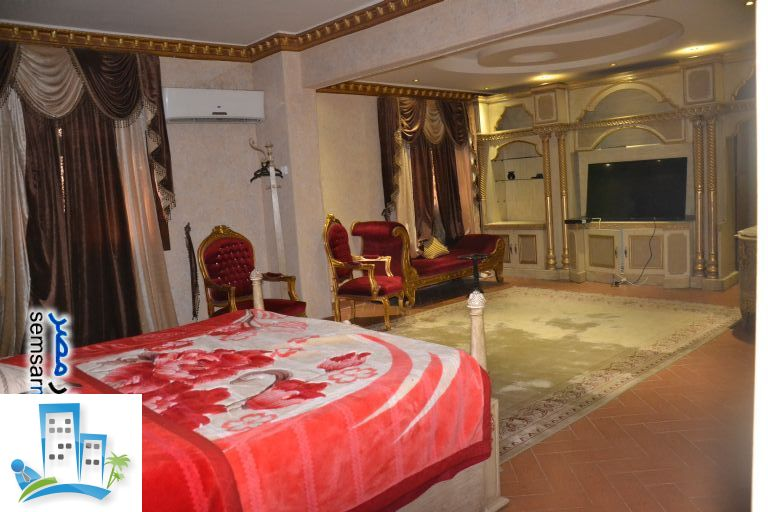 Apartment 4 bedrooms 5 baths 500 sqm extra super lux For Sale Sheikh Zayed 6th of October - 11