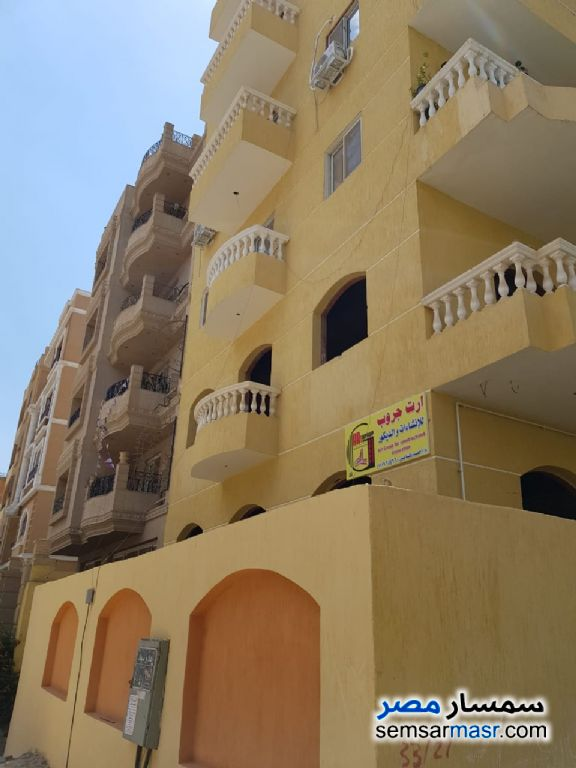 Photo 2 - Apartment 7 bedrooms 4 baths 330 sqm without finish For Sale Districts 6th of October