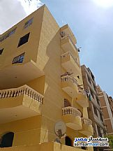 Apartment 7 bedrooms 4 baths 330 sqm without finish For Sale Districts 6th of October - 5