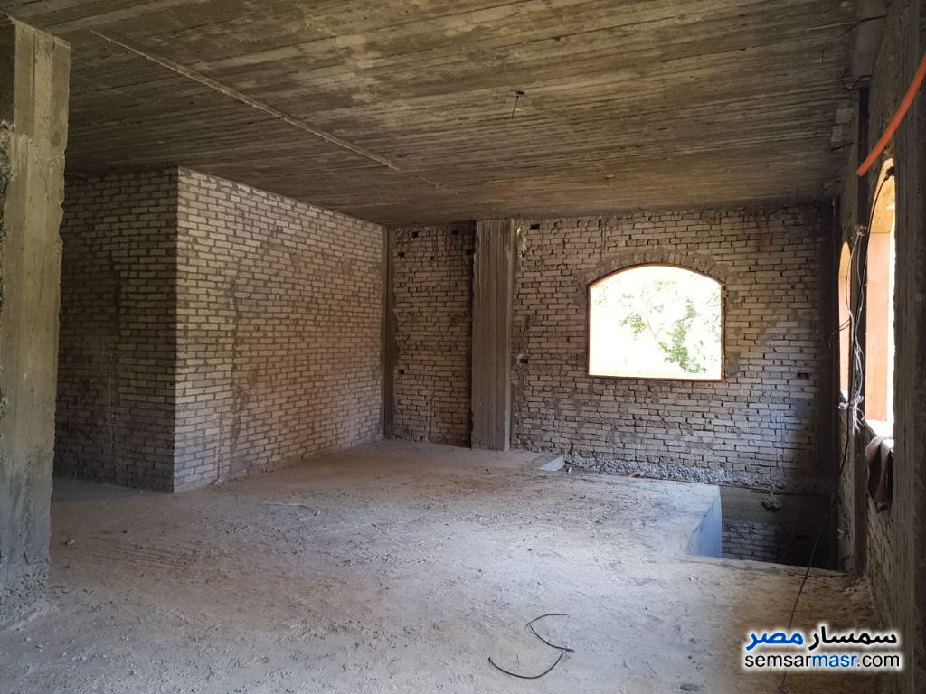 Photo 7 - Apartment 7 bedrooms 4 baths 330 sqm without finish For Sale Districts 6th of October