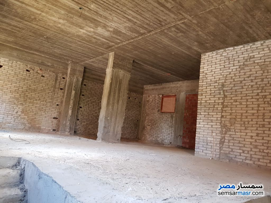 Photo 8 - Apartment 7 bedrooms 4 baths 330 sqm without finish For Sale Districts 6th of October