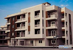 Ad Photo: Apartment 4 bedrooms 3 baths 306 sqm semi finished in First Settlement  Cairo