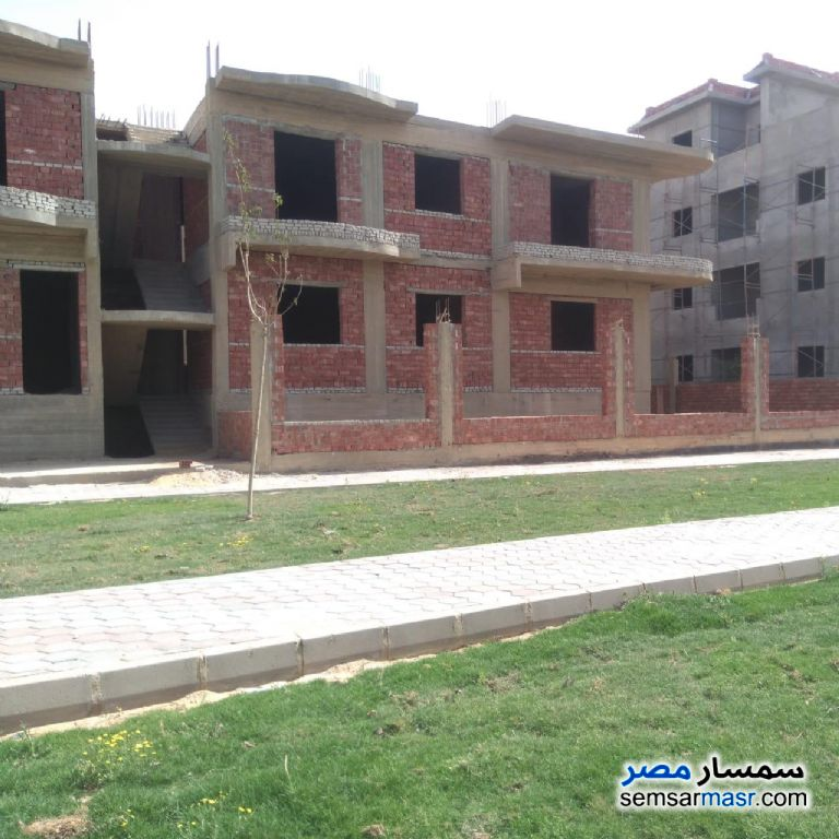 Photo 2 - Apartment 3 bedrooms 2 baths 365 sqm semi finished For Sale Shorouk City Cairo