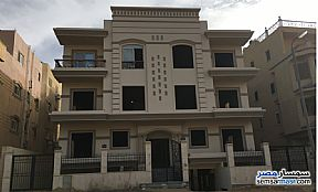 Ad Photo: Apartment 4 bedrooms 4 baths 365 sqm semi finished in First Settlement  Cairo