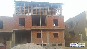 Ad Photo: Apartment 6 bedrooms 3 baths 220 sqm without finish in Badr City  Cairo