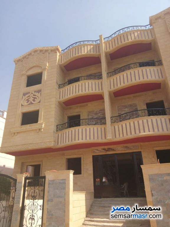 Photo 5 - Apartment 3 bedrooms 3 baths 390 sqm semi finished For Sale El Ubour City Qalyubiyah