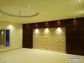 Ad Photo: Apartment 3 bedrooms 2 baths 190 sqm extra super lux in First Settlement  Cairo