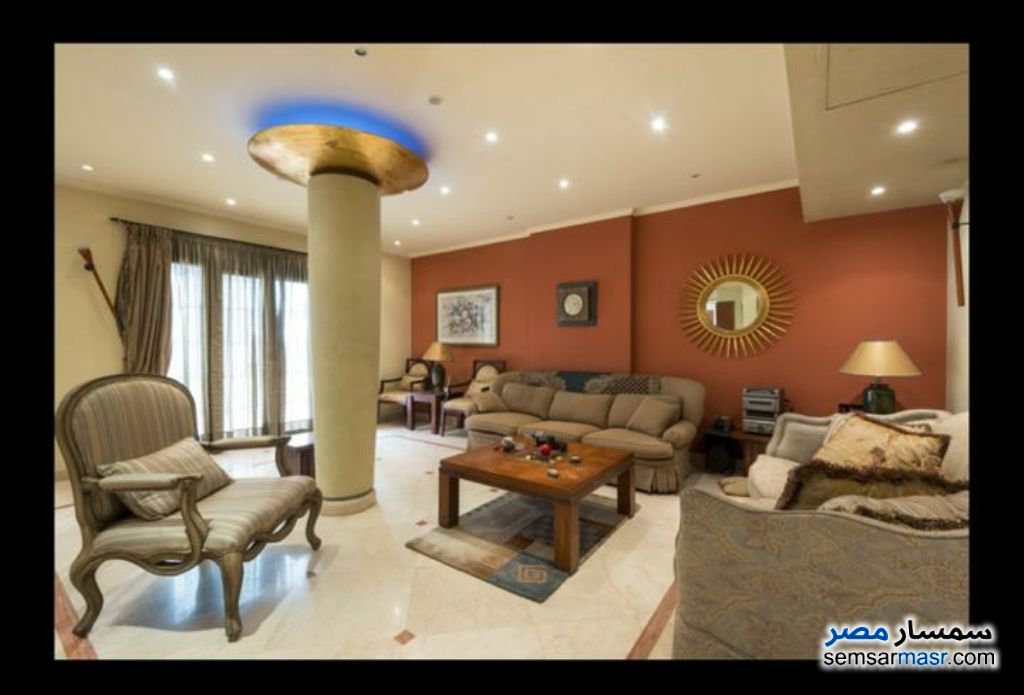 Photo 1 - Apartment 5 bedrooms 5 baths 500 sqm semi finished For Sale Heliopolis Cairo