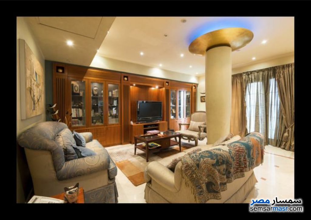 Photo 4 - Apartment 5 bedrooms 5 baths 500 sqm semi finished For Sale Heliopolis Cairo