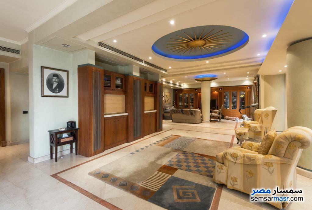 Photo 9 - Apartment 5 bedrooms 5 baths 500 sqm semi finished For Sale Heliopolis Cairo