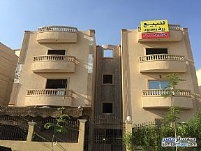 Ad Photo: Apartment 2 bedrooms 1 bath 400 sqm semi finished in El Ubour City  Qalyubiyah