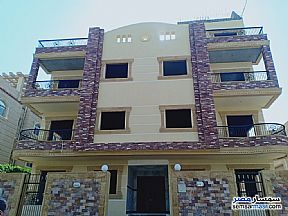 Ad Photo: Apartment 2 bedrooms 2 baths 400 sqm semi finished in El Ubour City  Qalyubiyah