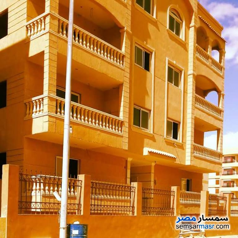 Photo 1 - Apartment 2 bedrooms 1 bath 330 sqm semi finished For Sale North Extensions 6th of October