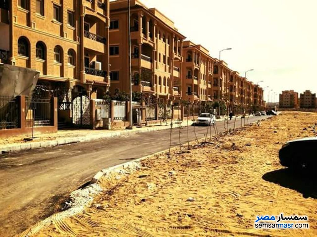 Photo 5 - Apartment 2 bedrooms 1 bath 330 sqm semi finished For Sale North Extensions 6th of October