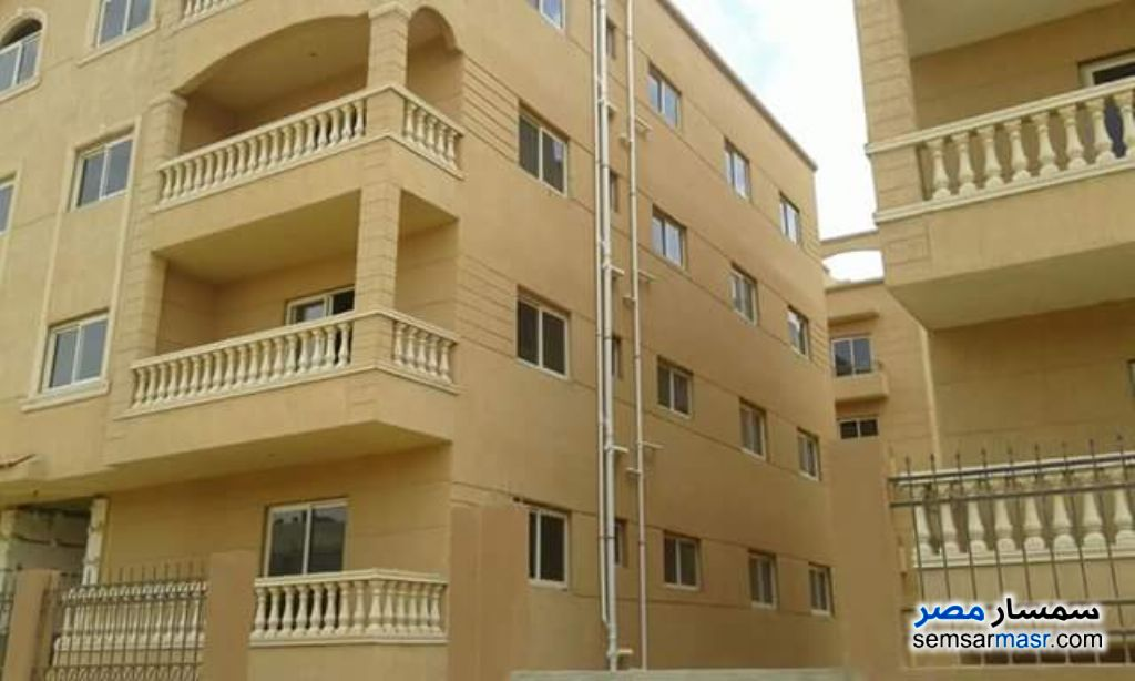 Photo 6 - Apartment 2 bedrooms 1 bath 330 sqm semi finished For Sale North Extensions 6th of October