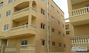 Apartment 2 bedrooms 1 bath 330 sqm semi finished For Sale North Extensions 6th of October - 6