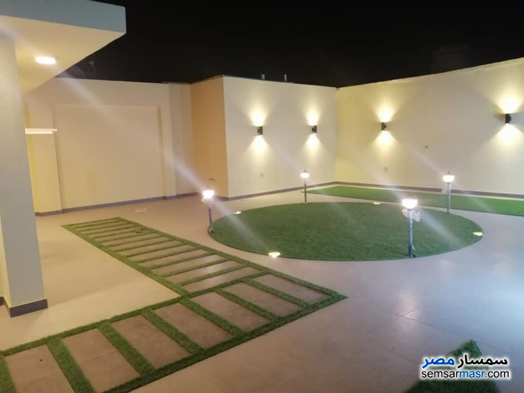 Photo 5 - Apartment 3 bedrooms 3 baths 420 sqm semi finished For Sale El Motamayez District 6th of October