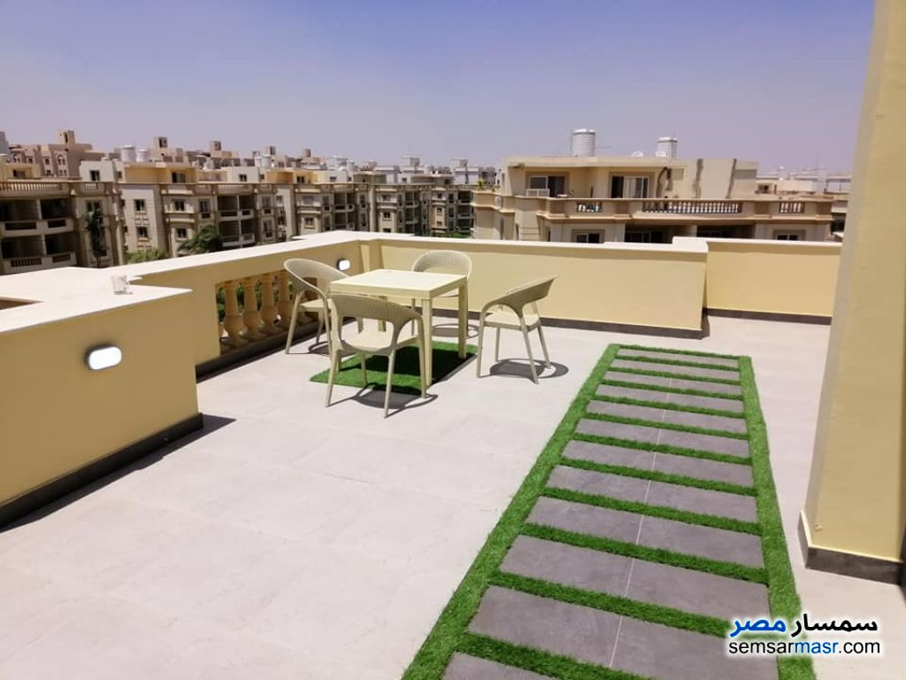 Photo 6 - Apartment 3 bedrooms 3 baths 420 sqm semi finished For Sale El Motamayez District 6th of October